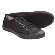 SeaVees 08/61 Army Issue Low Sneakers (For Men) in Charcoal Flannel - Closeouts