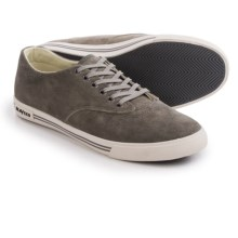 Seavees 08/63 Hermosa Plimsoll Riv Sneakers - Suede (For Men) in Dusty Olive - Closeouts