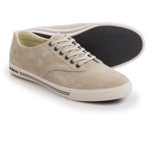 Seavees 08/63 Hermosa Plimsoll Riv Sneakers - Suede (For Men) in Stone - Closeouts