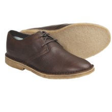 SeaVees 10/60 Buck Shoes - Lace-Ups (For Men) in Beech Waxed Leather - Closeouts