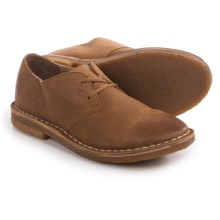 SeaVees 10/60 Buck Shoes - Lace-Ups (For Men) in Bourbon Brown - Closeouts