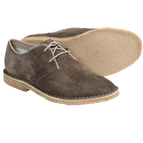 SeaVees 10/60 Buck Shoes - Suede (For Men) in Gunsmoke Pigskin Suede