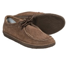 SeaVees 10/61 2-Eye Oxford Shoes (For Men) in Chestnut Brushed Suede - Closeouts