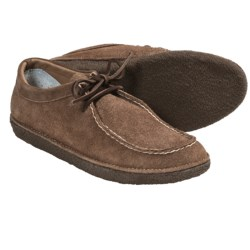 SeaVees 10/61 2-Eye Oxford Shoes (For Men) in Chestnut Brushed Suede