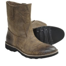 SeaVees 10/66 Harvest Leather Boots (For Men) in Canteen Vintage Leather - Closeouts