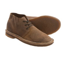 Seavees 12/67 Leather Chukka Boots (For Men) in Cigar Pull Up Leather - Closeouts
