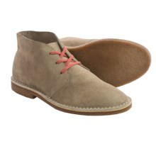 Seavees 12/67 Leather Chukka Boots (For Men) in Sand Suede - Closeouts
