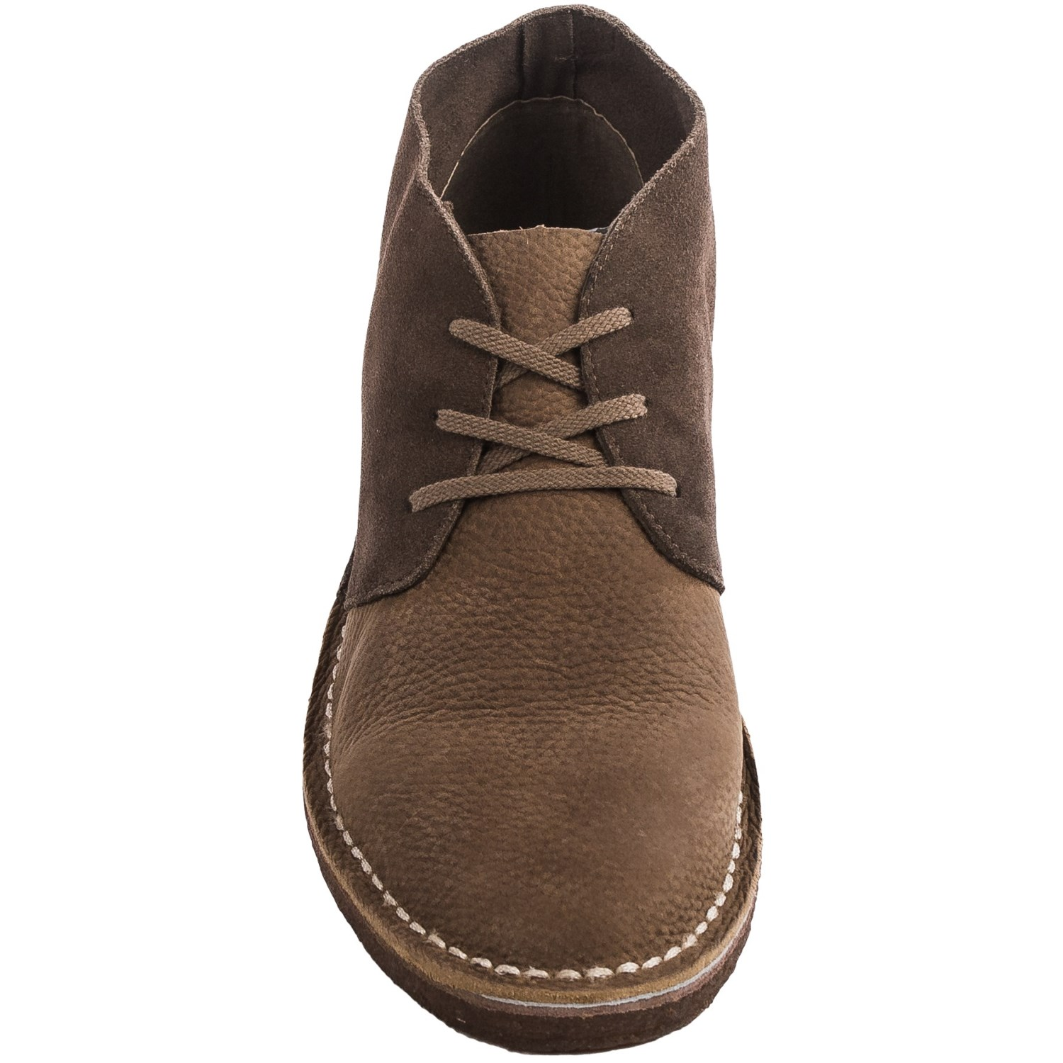 Seavees 12 67 Leather Chukka Boots For Men Save 77