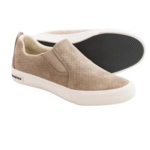 SeaVees Hawthorne Riv Sneakers - Slip-Ons (For Men) in Classic Tan - Closeouts