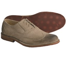 Sebago Brattle Shoes - Lace-Ups (For Men) in Taupe Suede - Closeouts