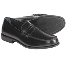 Sebago Cambridge Classic Shoes - Penny Loafers (For Men) in Black - Closeouts