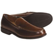 Sebago Cambridge Moc Shoes - Slip-Ons (For Men) in British Tan - Closeouts