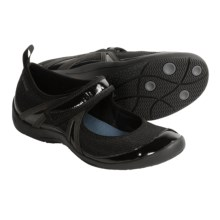 Sebago Cascade Swirl Shoes - Mary Janes (For Women) in Black - Closeouts