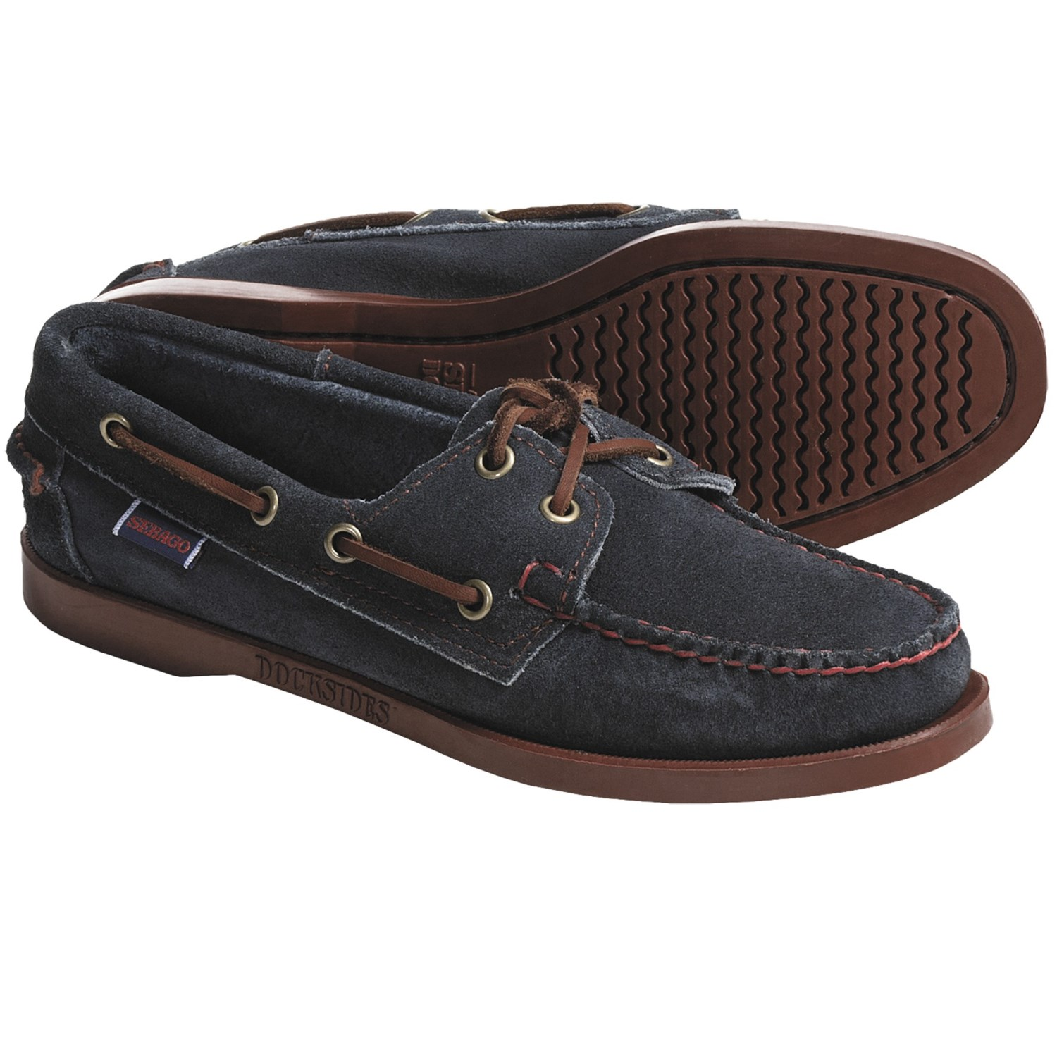 sebago docksides boat shoes leather for save 36