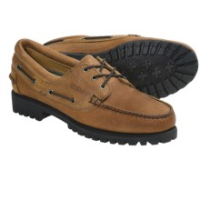 Sebago Gibraltar Shoes - Leather (For Men) in Tan - Closeouts