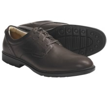 Sebago Hawkins Shoes - Leather (For Men) in Dark Brown - Closeouts