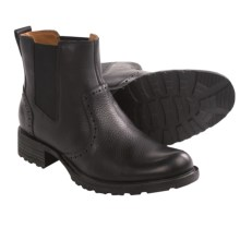 Sebago Saranac Ankle Boots - Leather (For Women) in Black - Closeouts