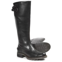 Sebago Saranac Rider Boots (For Women) in Black - Closeouts