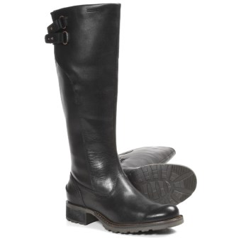 Sebago Saranac Rider Boots (For Women) in Black