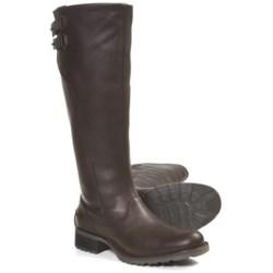 Sebago Saranac Rider Boots (For Women) in Espresso