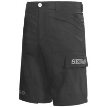 Sebago Spooner Racing Shorts (For Men) in Black - Closeouts