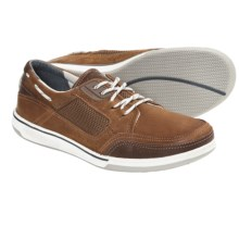 Sebago Triton Sport Shoes - Lace-Ups (For Men) in British Tan/Brown - Closeouts