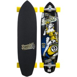 "Sector 9 Brandy Complete Longboard - 10x40"" in See Photo"