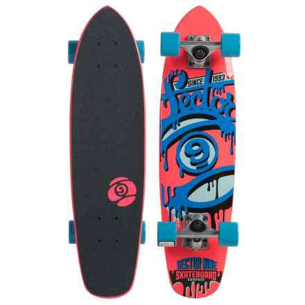 Sector 9 Ninety Five Skateboard in Pink - Closeouts