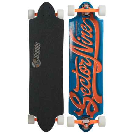 Sector 9 Rocker Skateboard in Blue - Closeouts