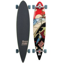 "Sector 9 Sprout Complete Longboard - 9.25x42"" in See Photo - Closeouts"