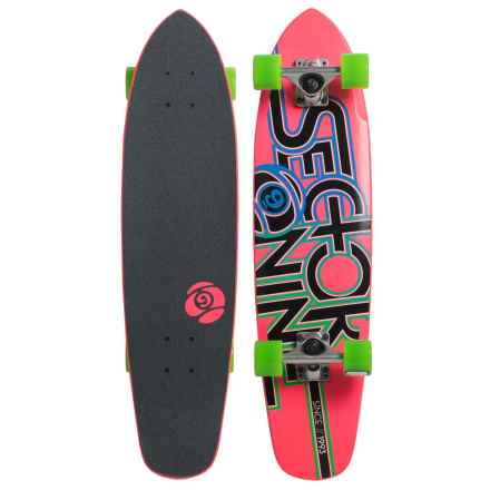 Sector 9 Wedge Skateboard in Pink - Closeouts