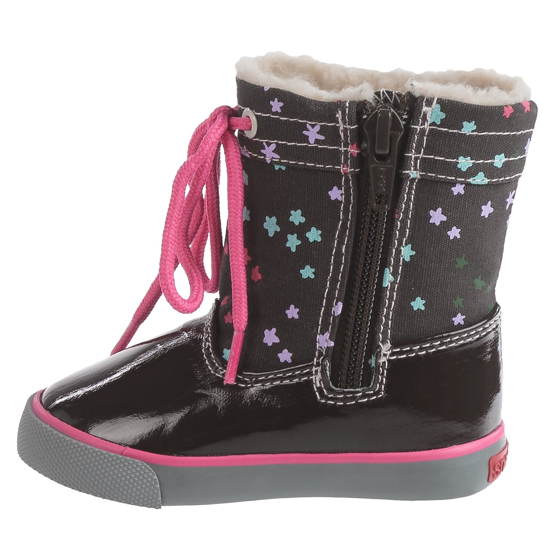 See Kai Run Greta Boots For Toddler Girls Save 47