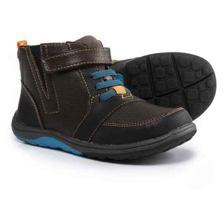 See Kai Run Ian Boots (For Boys) in Brown - Closeouts