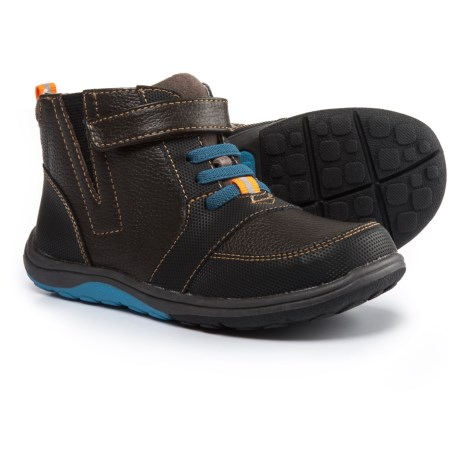 See Kai Run Ian Boots (For Boys) in Brown