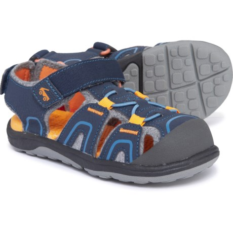 See Kai Run Lincoln III Sandals (For Toddler and Little Boys) - Save 37% 1cb19f831