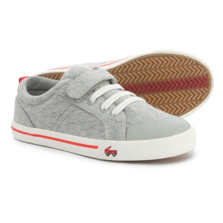 See Kai Run Tanner Sneakers (For Boys) in Gray Jersey