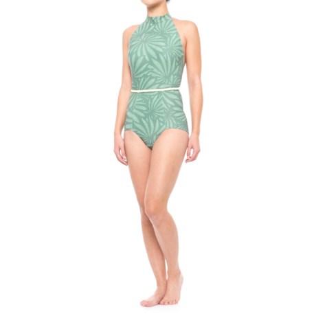 Seea Karina One-Piece Swimsuit (For Women) in Atlantis