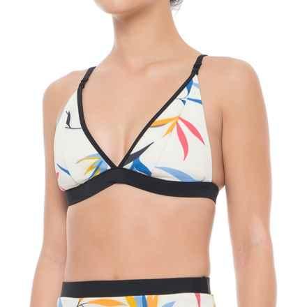 Seea Makala Bikini Top (For Women) in Oasis - Closeouts