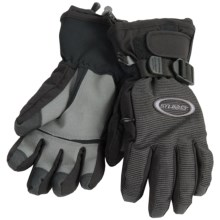 Seirus Airflow Ski Gloves - Waterproof, Insulated (For Women) in Black - Closeouts