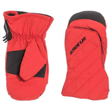 Seirus Childsplay Mittens - Waterproof, Insulated(For Kids) in Red - Closeouts