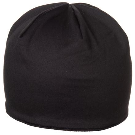 Seirus Dynamax Fleece-Lined Skull Liner Cap (For Men and Women) in Black 6902abeccd8