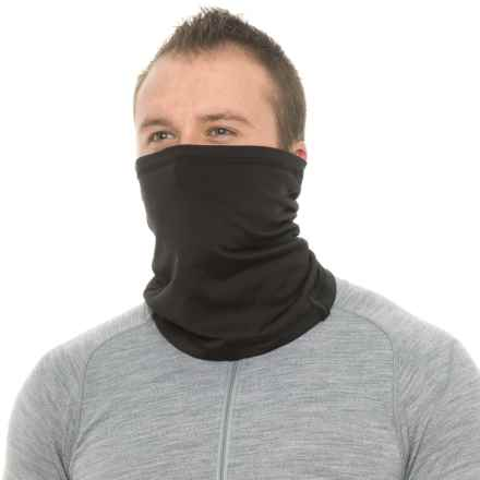 Seirus Dynamax Fleece Neck Gaiter (For Men and Women) in Black - Closeouts