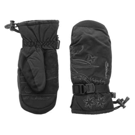 Seirus MsChief II Mittens - Waterproof, Insulated (For Women) in Black - Closeouts