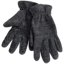 Seirus Orbit Fleece Gloves (For Women) in Dark Gray - Closeouts