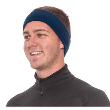 Seirus Polar Plush Headband (For Men and Women) in Royal - Closeouts