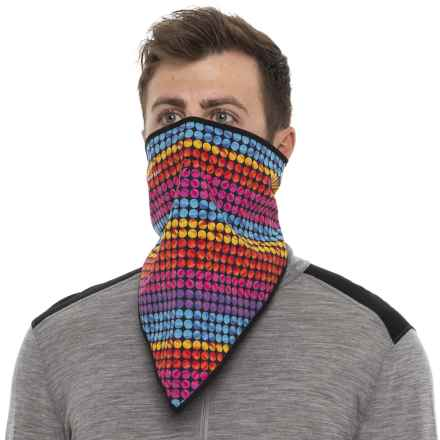 314f20746733 Seirus Soft Shell Bandana (For Men and Women) in Marbles Multi - Closeouts