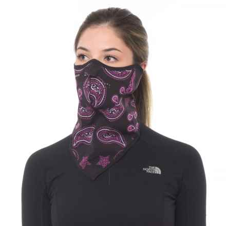 Seirus Soft Shell Combodana (For Men and Women) in Mirror Black/Berry - Closeouts