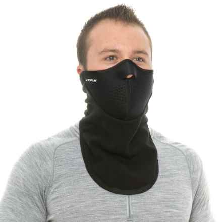 Seirus Wind Pro® Xtreme Combo Scarf Balaclava (For Men and Women) in Black - Closeouts