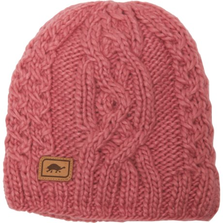 Selena Knit Hat (For Women) - SMOOTHIE (O/S )
