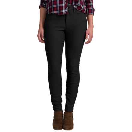 Selene Skinny Jeans (For Women) in Black - 2nds